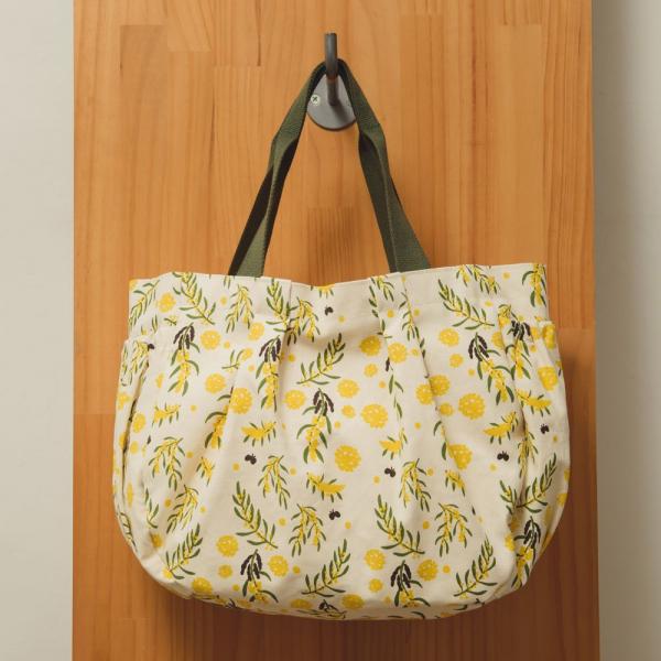 水餃手提包/米力系列/黃相思 側背包, 手提包