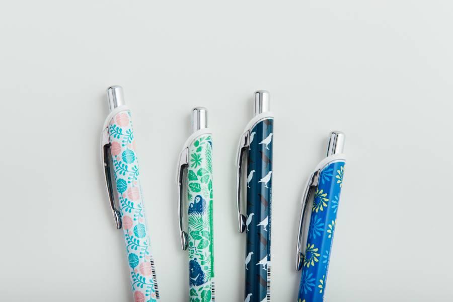 Pentel聯名/極速鋼珠筆