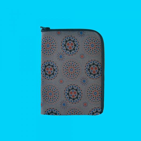 iPad Mini收納包/煙火/夜空灰色 平板保護殼, 平板保護袋, iPad收納袋