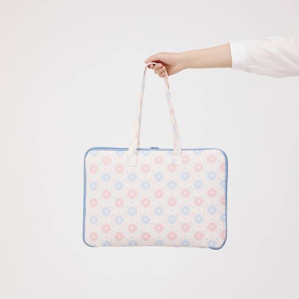 15.5吋筆電收納包-差旅款/玻璃海棠3號/溫馨粉