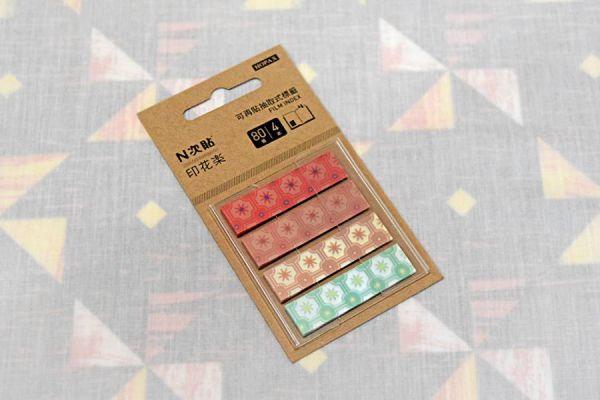 印花樂-抽取式標籤-老磁磚2號