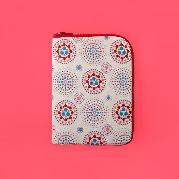 iPad Mini收納包/煙火/絢爛粉紅 平板保護殼, 平板保護袋, iPad收納袋