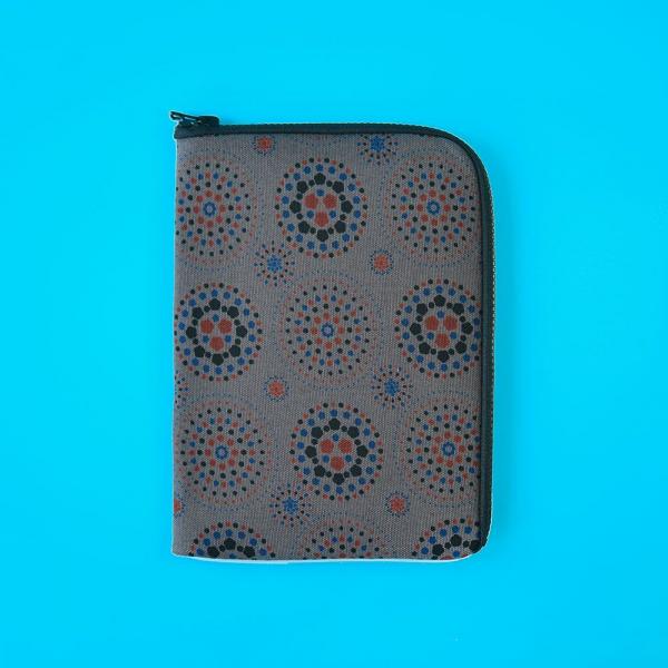 iPad收納包/煙火/夜空灰色 平板保護殼, 平板保護袋, iPad收納袋