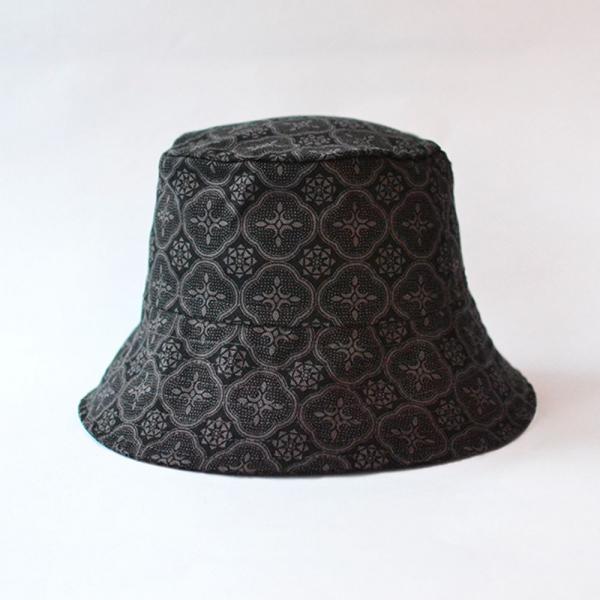 遮陽漁夫帽/玻璃海棠/紳士黑色 遮陽帽, 漁夫帽