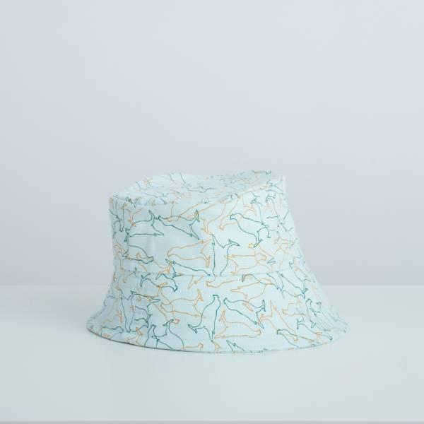 遮陽漁夫帽/台灣八哥/白晝藍 2019,漁夫帽,遮陽帽,台灣八哥