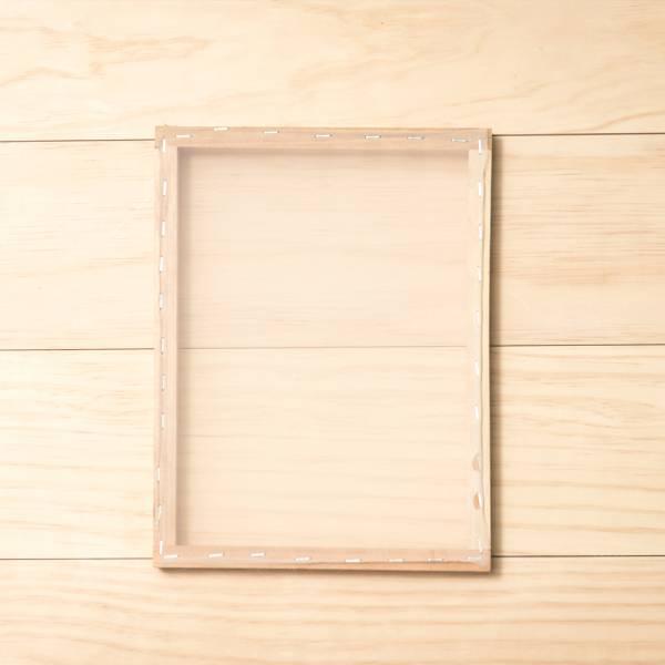 課程材料/絹框3入組 絹框,手作,絹印
