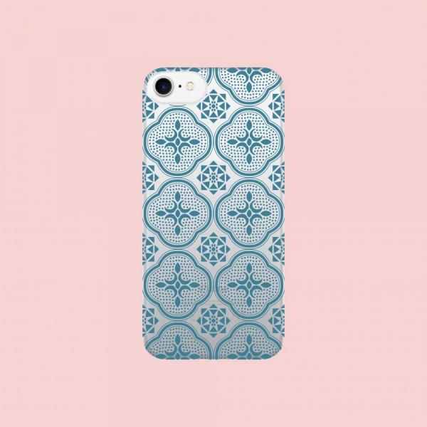 犀牛盾MOD NX背板/玻璃海棠/背蓋透明藍 手機殼, 手機套, 犀牛盾, iPhone 手機殼