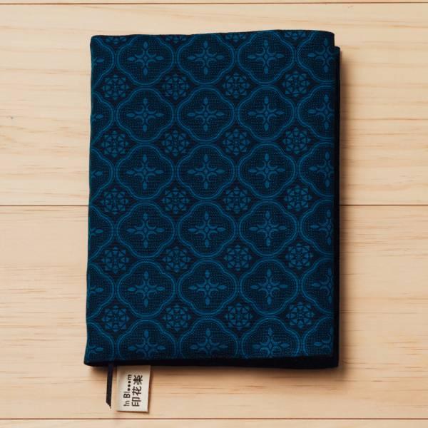 25K布書衣/玻璃海棠/宅邸深藍 書衣, 小說書衣