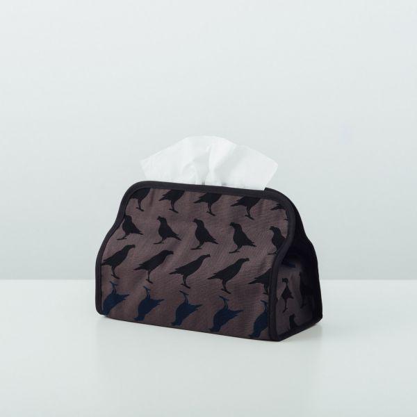 小屋面紙套/台灣八哥5號/工匠灰黑 面紙套,面紙盒