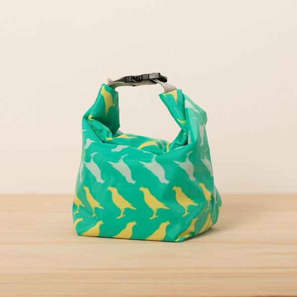 防水休閒收納袋/台灣八哥5號/樂園綠色 防水袋, 防水包