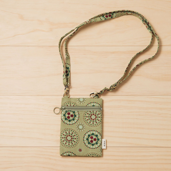 散步隨身包/煙火/橄欖灰綠 隨身包, 側背包, 斜背包