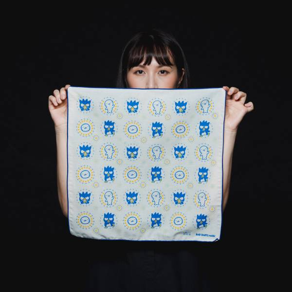 包布巾/限定花色/印花樂x酷企鵝 布巾, 包巾, 手帕