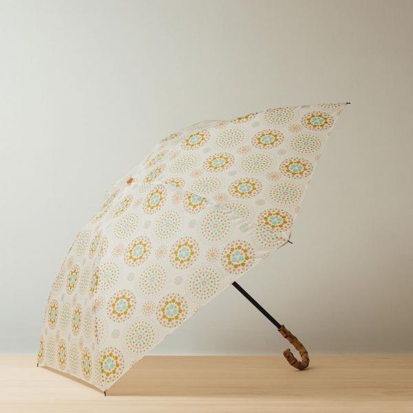 小彎竹柄輕便折傘/煙火/粉彩糖 晴雨兩用傘, 雨傘, 洋傘, 折疊傘