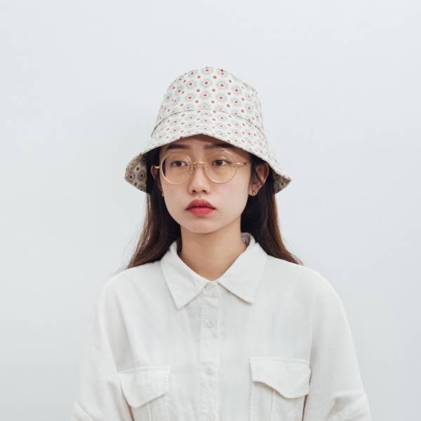 遮陽漁夫帽/老磁磚2號/雲塵灰色 2019,漁夫帽,遮陽帽,台灣八哥