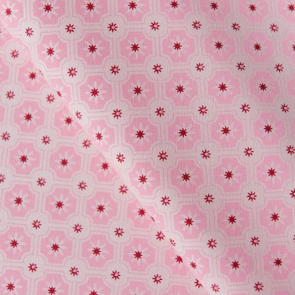 手印棉帆布-250g/y/老磁磚2號/仕女粉紅 布料, 棉帆布, 手作材料