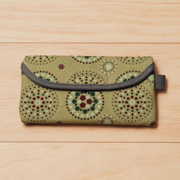 眼鏡收納包/煙火/橄欖灰綠 眼鏡包, 收納包, 眼鏡收納袋, 眼鏡套, 眼鏡盒
