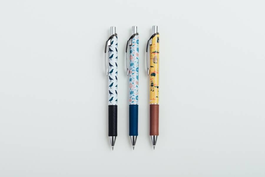 自動鉛筆三入組