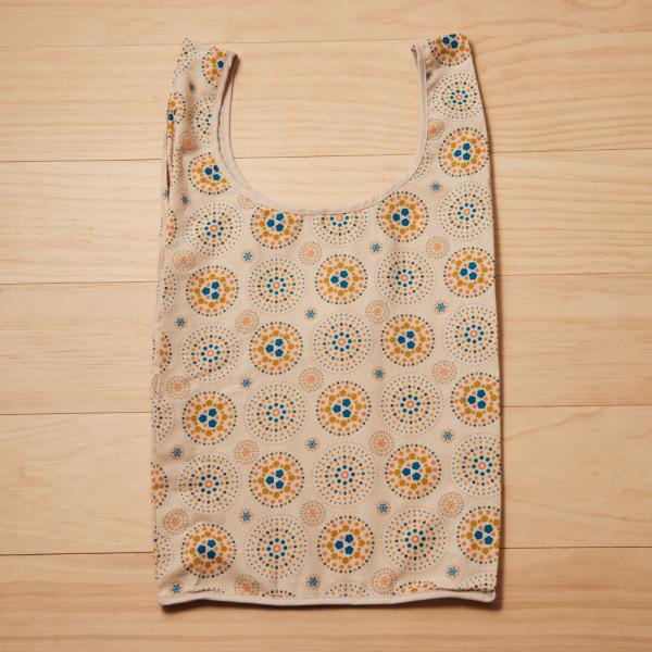中型背心袋/煙火/舊物陶色 掛飾, 長巾, 手帕