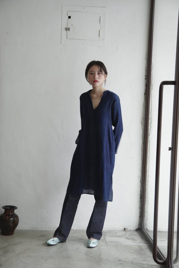 dosa - short tule dress