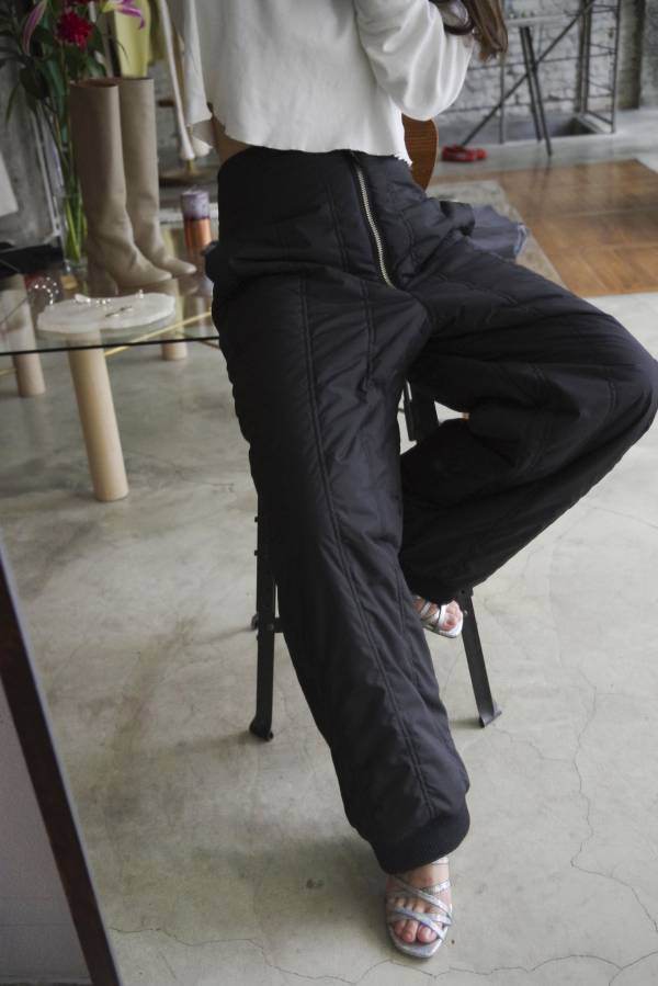 pelleq - quilted trousers
