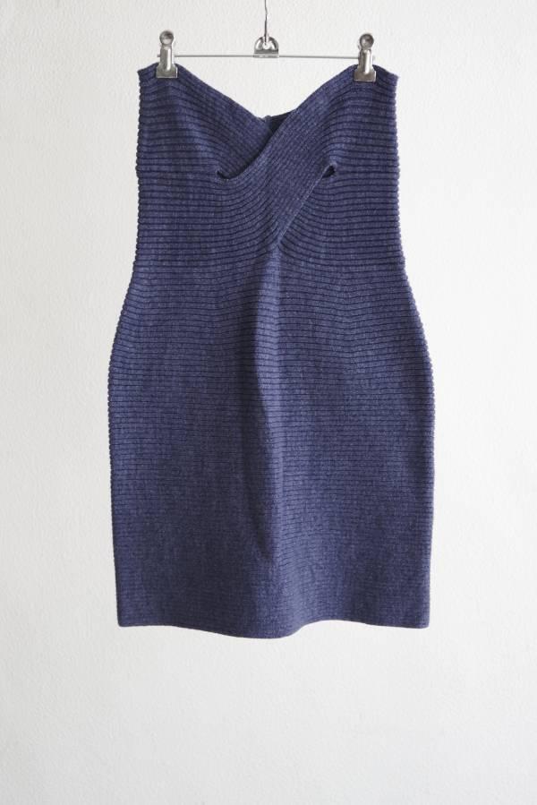 babaco - big twist skirt