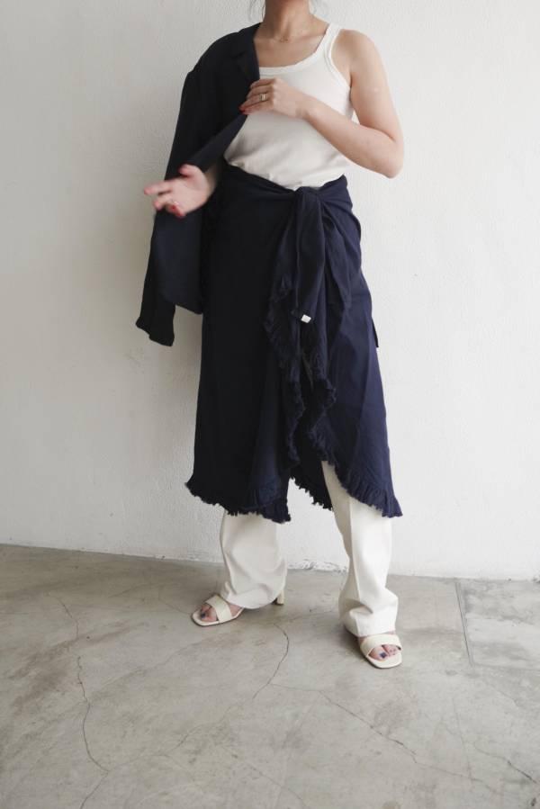tamaki niime - apron skirt