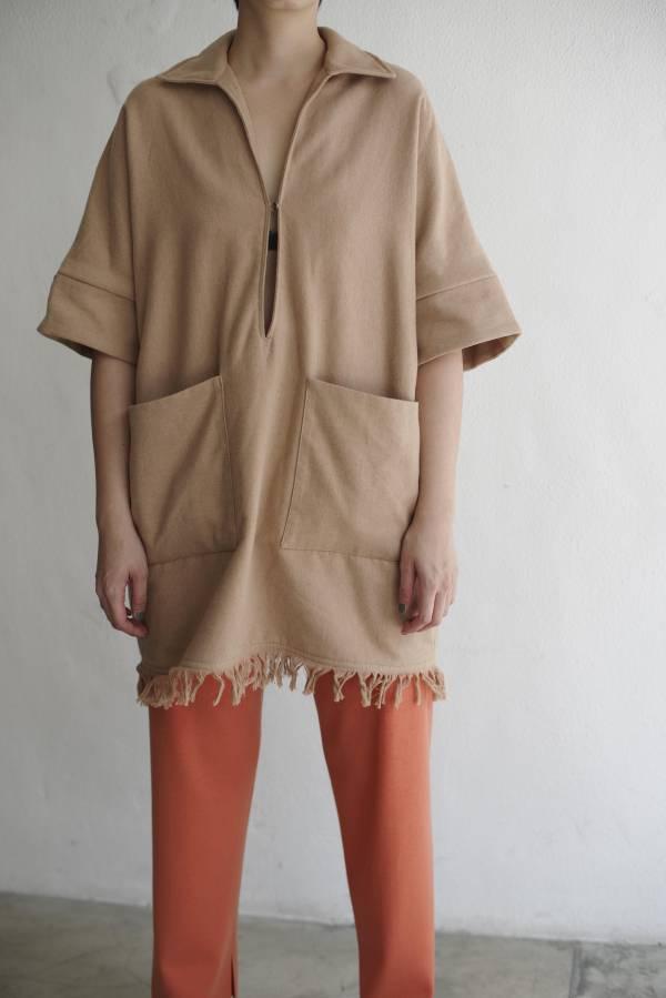 pelleq - big pocket pullover