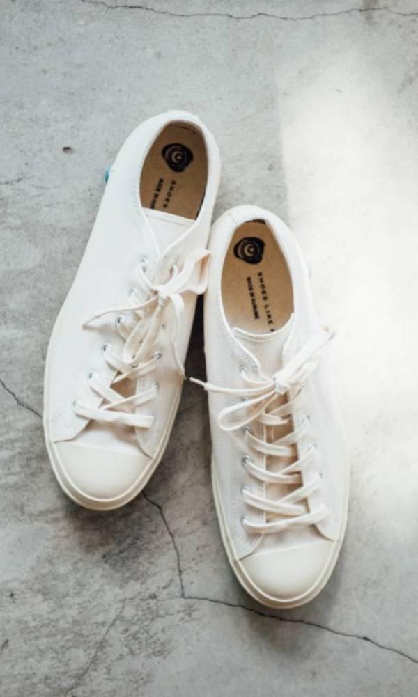 SH.POTTERY - low white/black