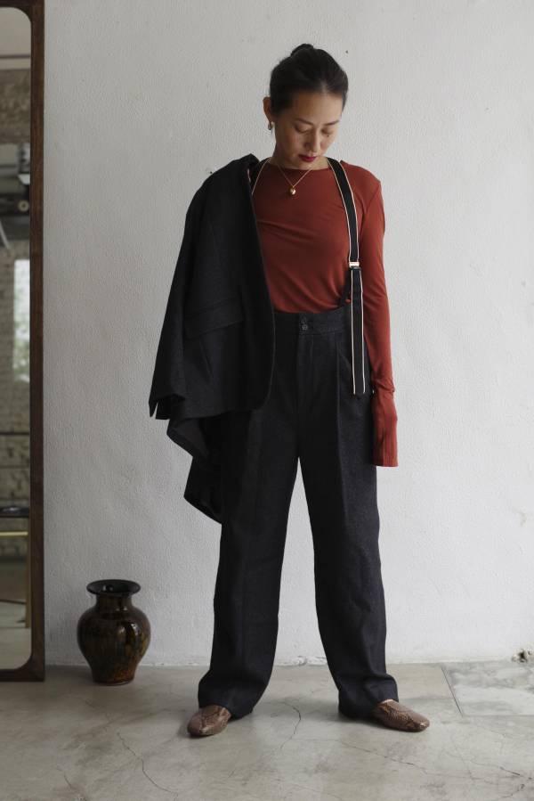 pelleq - morningcut trousers
