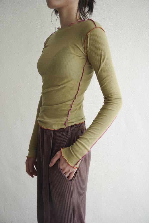 baserange - vein long sleeve