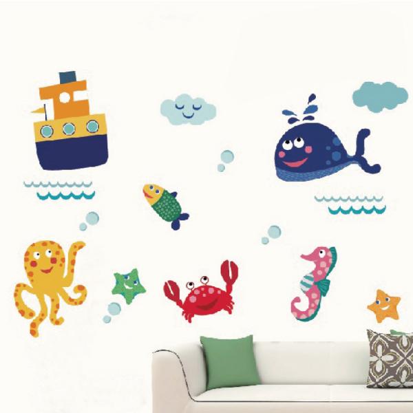 隨變貼主題系列-Hi尼莫海底世界
