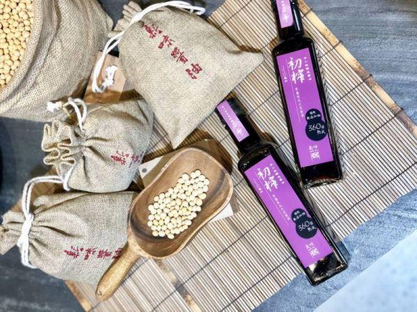 極純初榨醬油  250ml/瓶【共6瓶】  (燉、炒、滷、沾風味滿分) 花蓮