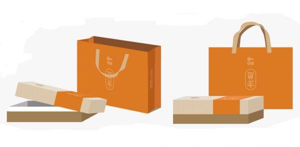 A006訂製禮盒B組-紅龍果乾或鳳梨果乾+日月潭和菓森林紅茶 (加入LINE@洽客服)