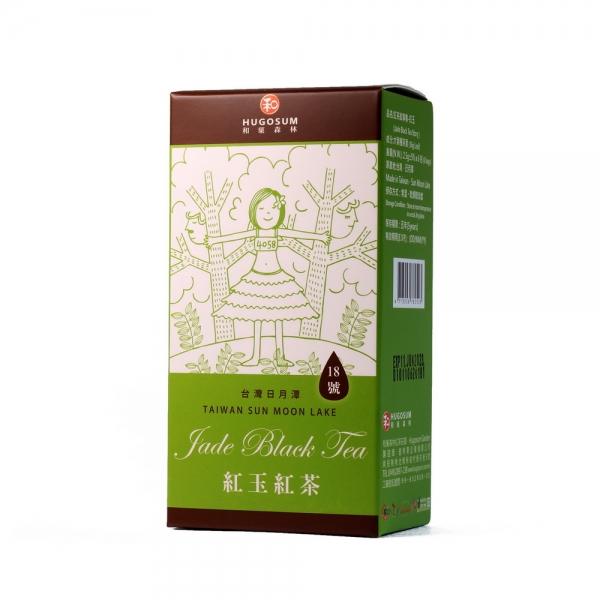 L004紅茶故事集 - 紅玉(冷泡推薦,立體茶包6包裝)