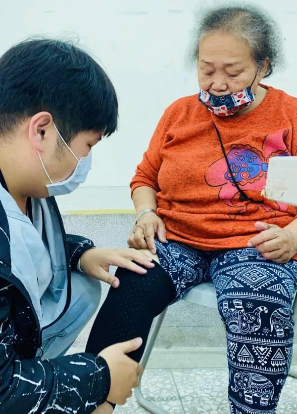 【資援站】台灣製加強型竹炭透氣護腰/遠紅外線溫感護膝