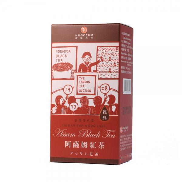 L001紅茶故事集 - 阿薩姆(立體茶包6包裝)