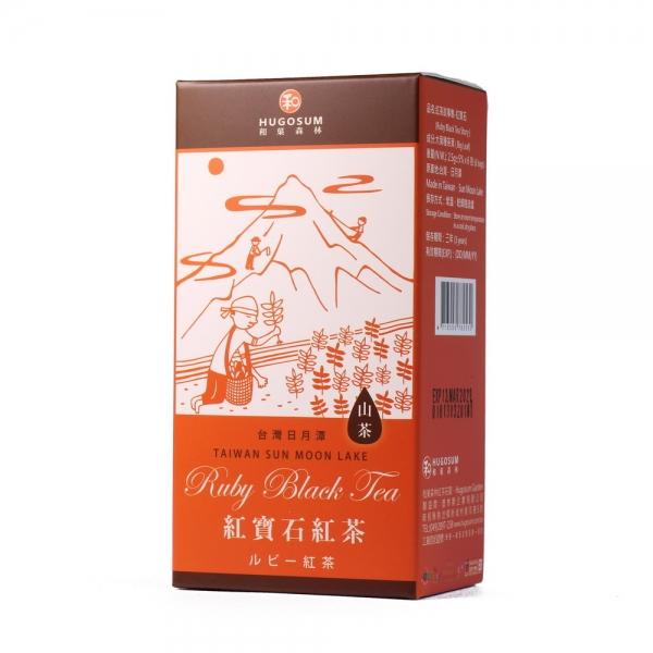 L003紅茶故事集 - 紅寶石(立體茶包6包裝)