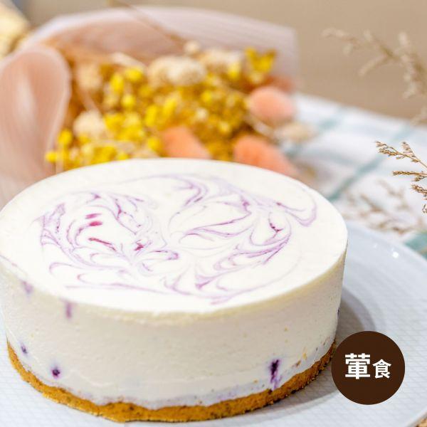 【生酮】藍莓生乳酪