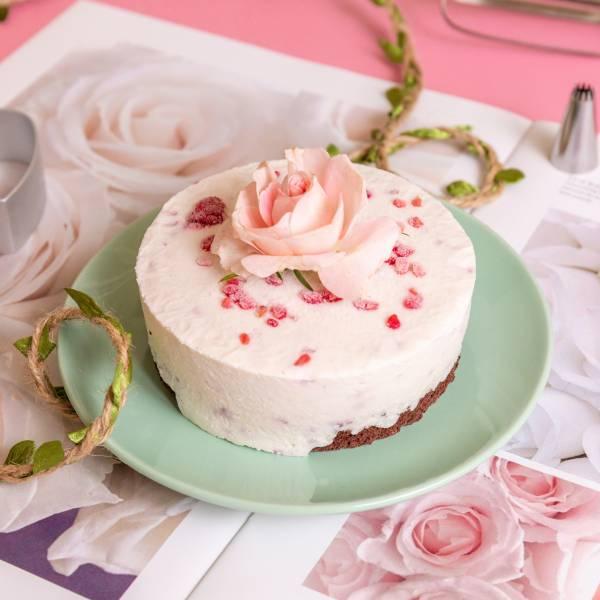 【生酮】心馨鮮花蛋糕 台北美食,信義區,生酮甜點,巧克力,蛋糕,健身美食,生酮飲食,低碳,母親節