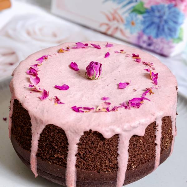 【母親節推薦款】酪馨莓瑰(可客製蛋奶素) 台北美食,信義區,生酮甜點,巧克力,蛋糕,健身美食,生酮飲食,低碳,母親節
