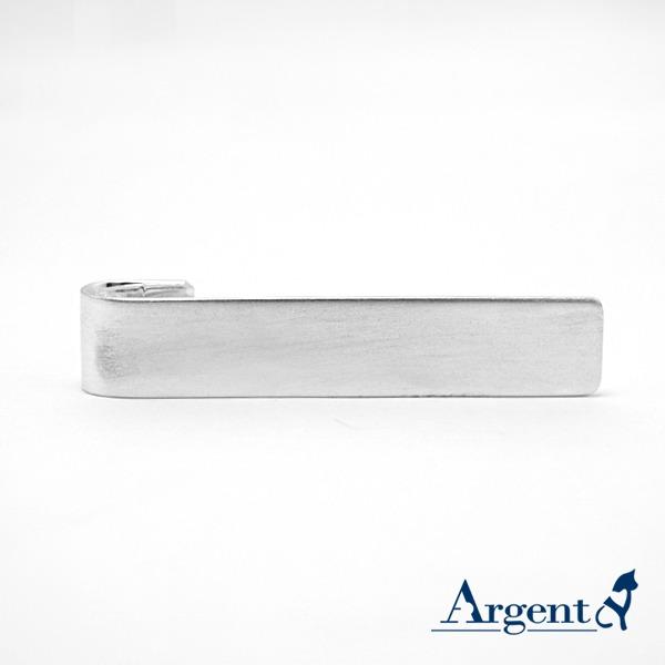 西裝配件|素面長牌 純銀領帶夾 (可加購刻字) 領帶夾推薦,西裝配件