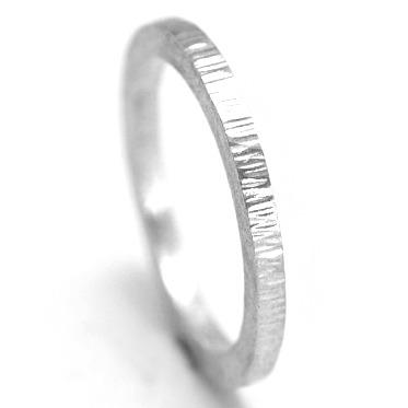 銀飾體驗課程-金工教學-敲打字刻紋戒指(細版)(課程無法使用點數折抵) 台北手作體驗