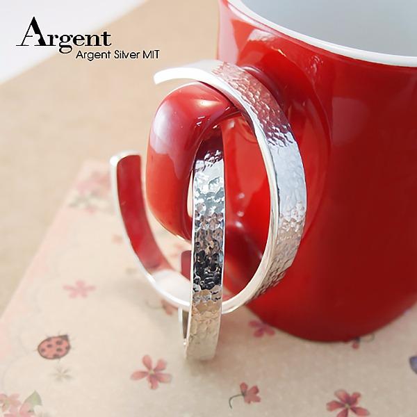 甜蜜烙印情人手環|8mm+10mm|情人節手飾(一對價) 情人對手環