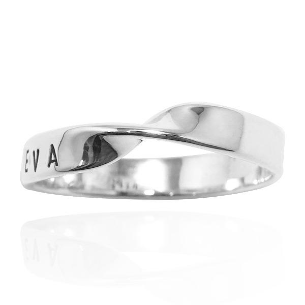 銀飾體驗課程-金工教學-扭轉戒指(課程無法使用點數折抵)(單只單人價) 自製戒指
