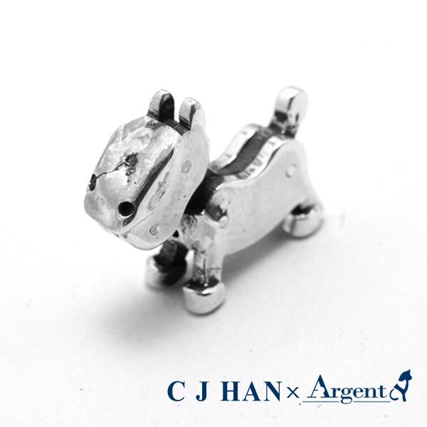 小戰馬可愛造型招財純銀擺飾銀飾|銀飾推薦 銀飾推薦