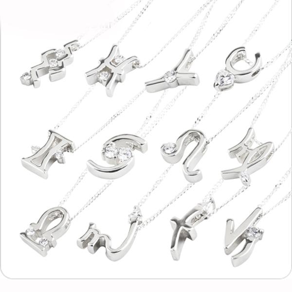 12星座幸運純銀項鍊銀飾|銀項鍊推薦 銀項鍊推薦