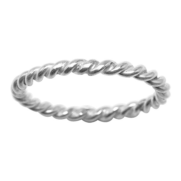 銀飾體驗課程-金工教學-扭紋麻花戒指(課程無法使用點數折抵) 金工體驗