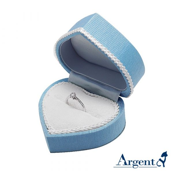 heart shaped lace ring box - engagement ring box | storage jewelry box 求婚戒指盒