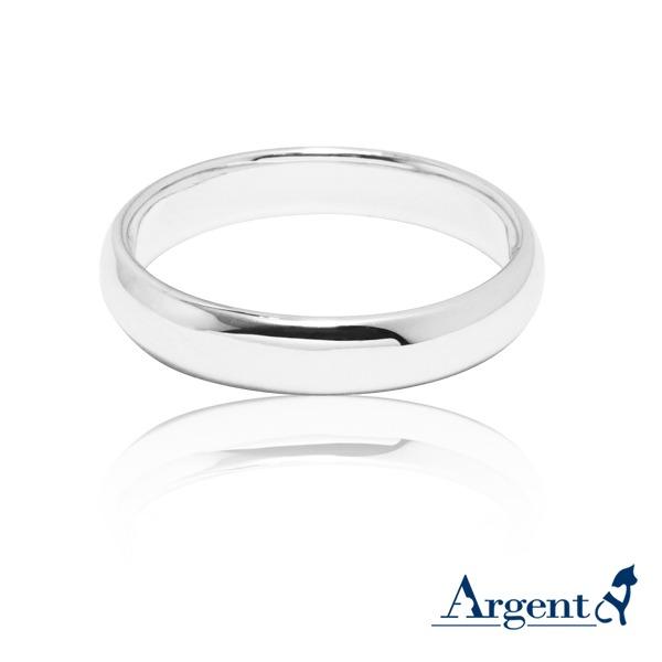 素雅(4mm)8k白k金戒指推荐|k金戒指 素雅(4mm)8k白k金戒指推荐|k金戒指