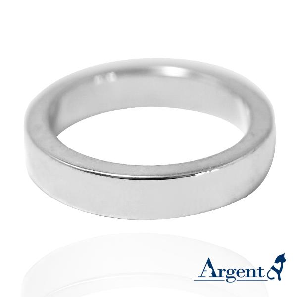 簡約(4/6/8mm)純銀戒指|925銀飾戒指推薦 戒指推薦